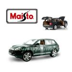 Maisto Special Edition КОЛА PORSCHE CAYENNE TURBO 1:18 - маслено зелен - 31634