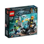 LEGO ULTRA AGENTS Riverside Raid - 70160