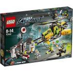 LEGO ULTRA AGENTS Токсичния срив на Токсикита Toxikita's Toxic Meltdown, 70163