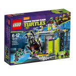 LEGO Конструктор TURTLE Стаята за мутации Mutation Chamber Unleashed - 79119