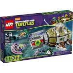 LEGO Конструктор TURTLE Подводно преследване с костенурководница Turtle Sub Undersea Chase - 79121