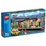 LEGO City ЖП ГАРА Train Station, 60050