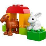 LEGO DUPLO FARM ANIMALS - 10522