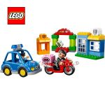 LEGO Конструктор DUPLO Моята първа полиция My First Police Set - 10532