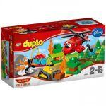LEGO Конструктор DUPLO Пожарникарски и спасителен отряд Fire and Rescue Team - 10538