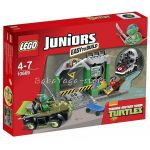 LEGO JUNIORS Turtle Lair - 10669