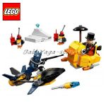 LEGO SUPER HEROES Batman: The Penguin Face off - 76010