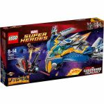 LEGO SUPER HEROES The Milano Spaceship Rescue - 7602