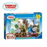 Ravensburger ПЪЗЕЛ за деца с влакчето ТОМАС и приятели от Thomas & Friends (35 части) - 087341
