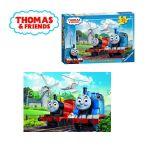 Ravensburger ПЪЗЕЛ за деца с влакчето ТОМАС и приятели от Thomas & Friends (35 части) - 087112