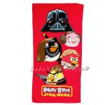 Детска Хавлия (70x140cm) Angry Birds Star Wars beach towel, 46373
