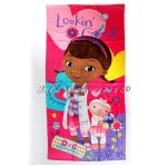 Детска Хавлия (70x140cm) Докторката, Doc McStuffins beach towel, 820211