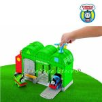Fisher Price Томас - Гара Кнапфорд Кей - Knapford Key Station Playset - 15-X4807