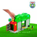 Fisher Price Томас - Гара Кнапфорд Кей - Knapford Key Station Playset - 15-X4807