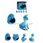 Плюшена играчка Трансформираща се ЛАМА от BLOBBIES - 2510015