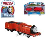 Fisher Price Влакче ДЖЕЙМС Thomas & Friends Motorized JAMES Engine от серията TrackMaster™ BML08