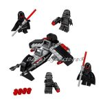 LEGO Конструктор STAR WARS Shadow Troopers - 75079