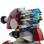 LEGO Конструктор STAR WARS Senate Commando Troopers - 75088