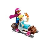 LEGO Конструктор DISNEY Ледения дворец на Елза Elsa's Sparkling Ice Castle - FROZEN 41062
