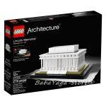 LEGO Architecture Мемориалът на Линкълн Lincoln Memorial - 21022
