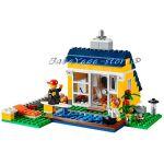 LEGO CREATOR Плажна къща Beach hut - 31035