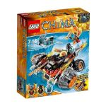 LEGO Конструктор CHIMA Tormak's Shadow Blazer - 70222