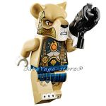 LEGO Конструктор CHIMA Lion Tribe Pack - 70229