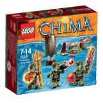 LEGO Конструктор CHIMA Crocodile Tribe Pack - 70231