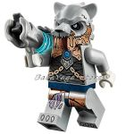 LEGO Конструктор CHIMA Saber Tooth Tiger Tribe Pack - 70232