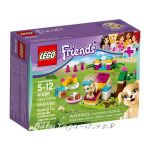 2015 LEGO Конструктор Friends Тренировка на кученце Puppy Training - 41088
