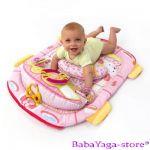 Bright Starts Активна гимнастика Tummy Cruiser - 8819 роз