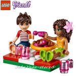 ЛЕГО ФРЕНДС Летателен балон Хартлейк, LEGO Friends Heartlake Hot Air Balloon, 41097