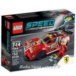 LEGO Конструктор SPEED Champions Състезателна кола 458 Italia GT2 - 75908