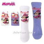 Чорапи Мини Маус - Minnie Mouse socks MINM02-9