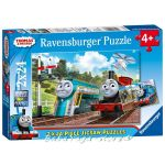 Ravensburger ПЪЗЕЛ за деца (2х24) с влакчето ТОМАС, Thomas & Friends Puzzle, 091133