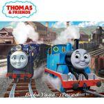 Ravensburger ПЪЗЕЛ за деца с влакчето ТОМАС и приятели от Thomas & Friends puzzle 4в1 - 070701