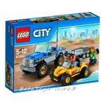 LEGO CITY Dune Buggy Trailer - 60082