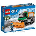 LEGO CITY Snowplough Truck - 60083