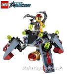 2015 LEGO ULTRA AGENTS Спиклопс проникване Spyclops Infiltration - 70166