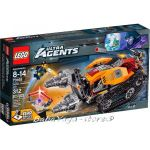 2015 LEGO ULTRA AGENTS Drillex Diamond Job - 70168