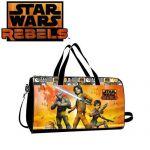 Детска пътна чанта (САК) с Междузвезни войни - Star Wars Rebel travel bag