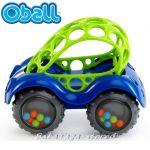 КОЛИЧКА с топченца от RhinoToys Oball Rattle & Roll - 81510