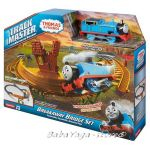 Fisher Price Thomas & Friends Revolution Breakaway Bridge Set TrackMaster™ CDB59