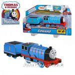 Fisher Price Влакче ЕДУАРД Thomas & Friends Motorized EDWARD Engine от серията TrackMaster™ BML11