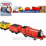 Fisher Price Thomas & Friends Motorized Scared James Engine TrackMaster™ BDP07