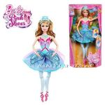 Barbie The Enchanted Dancing Ballerina Ballet Shoes Doll Mattel, X8815