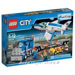LEGO CITY SPACE PORT Training Jet Transporter - 60079