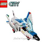 LEGO CITY SPACE Транспортьор Training Jet Transporter - 60079