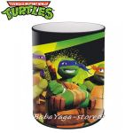 Кутийка за моливи метална КОСТЕНУРКИТЕ Нинджа - Turtle pensil box 275521