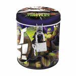 Касичка метална с катинарче Костенурките - Turtle metal coin box 297815